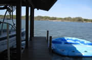 Sweet Retreat Lakehouse on Lake LBJ in Kingsland, Texas