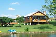 Cabins at Lake LBJ Marina